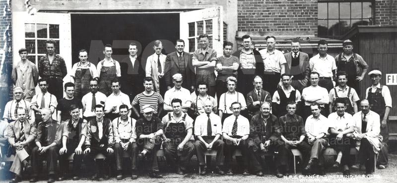 Group Portrait- Plant Engineering Group 1951 pt2