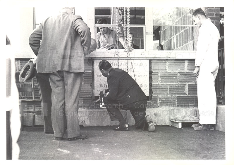 NRC Open House- Montreal Road Labs June 1 1950 Folder 2 022