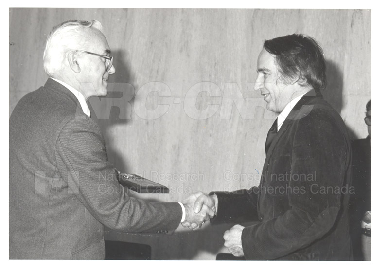 25 Year Service Plaques Presentations 1983 049