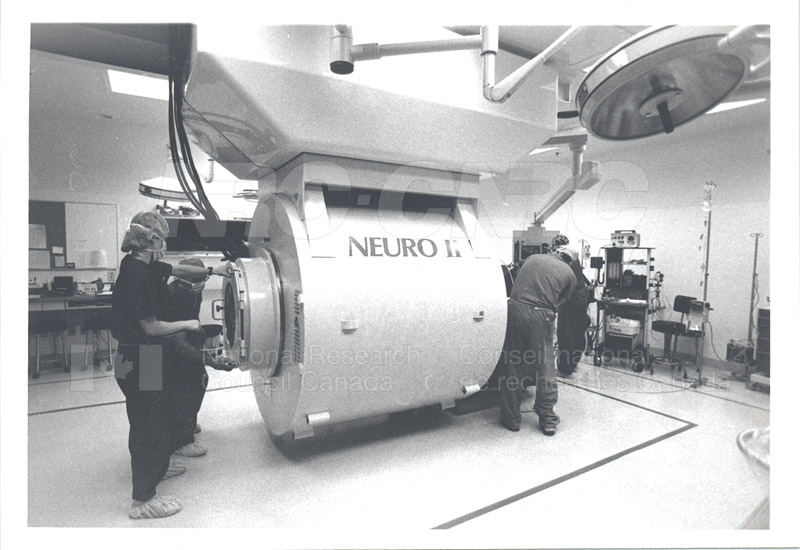 Institute for Biodiagnostics-NEURO II 004