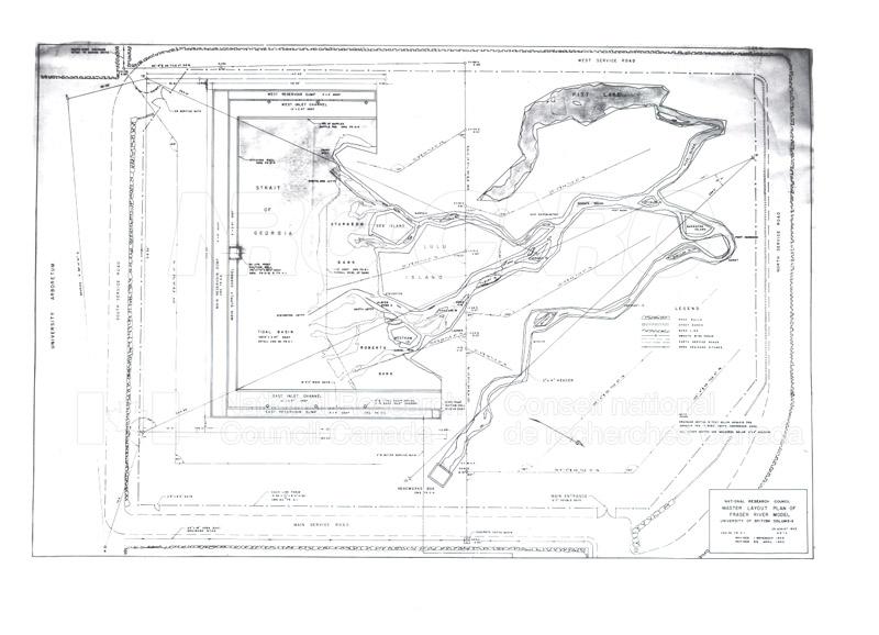 Hydraulics Lab- Fraser River Valley Model 1950 007