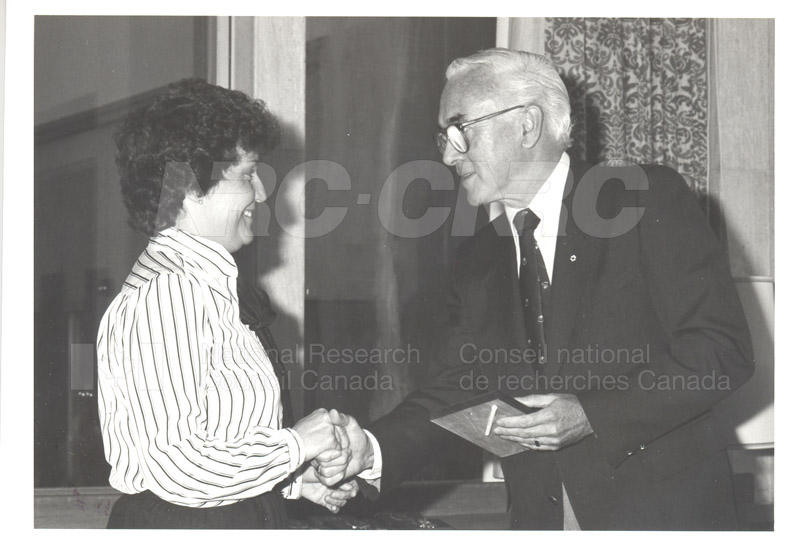 25 Year Service Plaques Presentations 1983 021