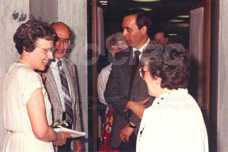 Alf Tickner Retirement May 1986 006