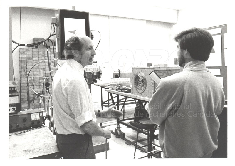 NRC Open House- Physics (M35) 1984 002