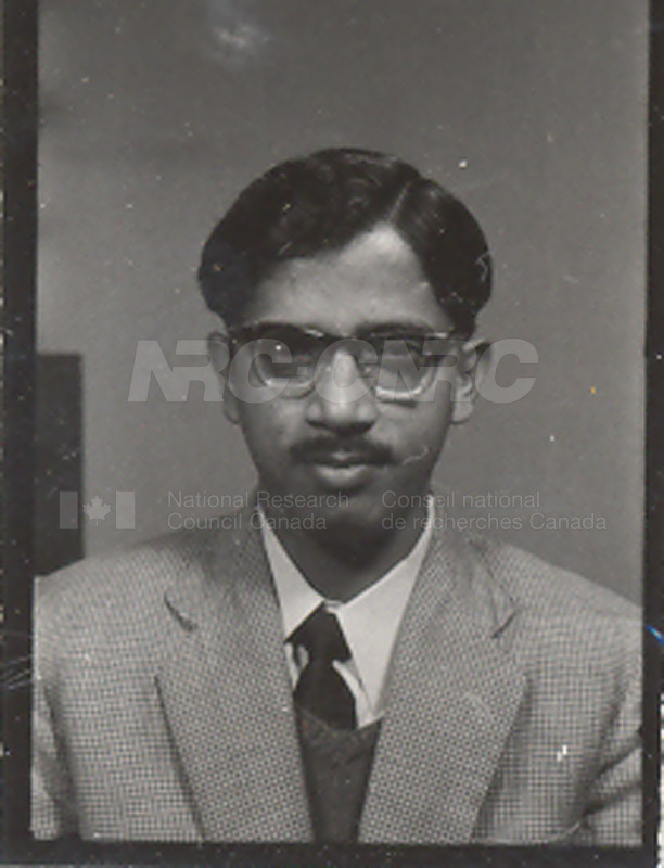 Post Doctorate Fellow- 1959 106