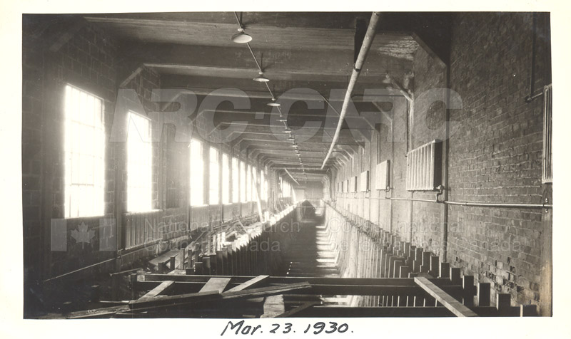 Sussex St. and John St. Labs- Album 4- Test Basin March 23 1930 001