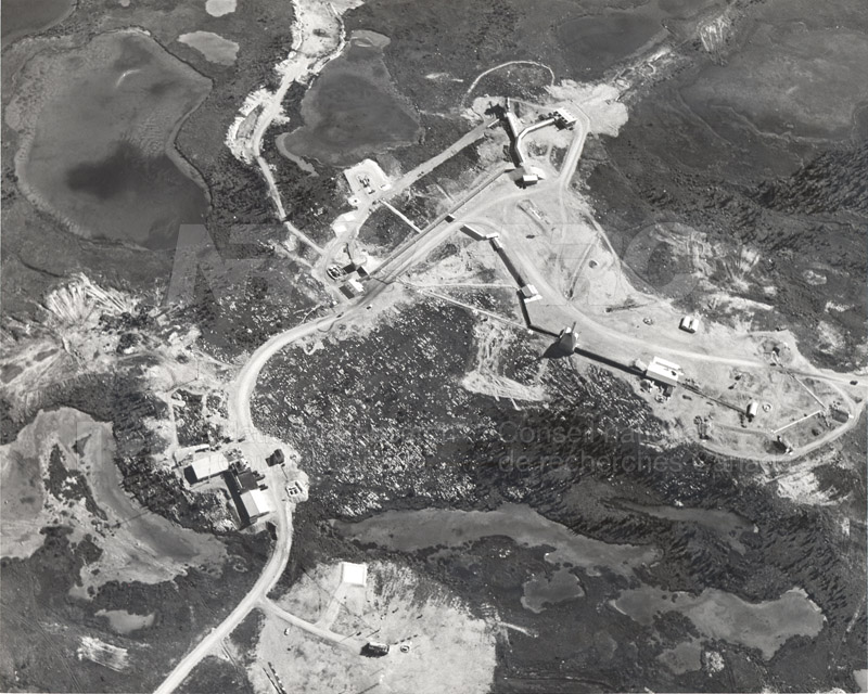 Churchill Research Range- Aerial View 002