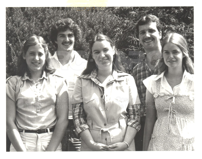 Summer Students 1980 002
