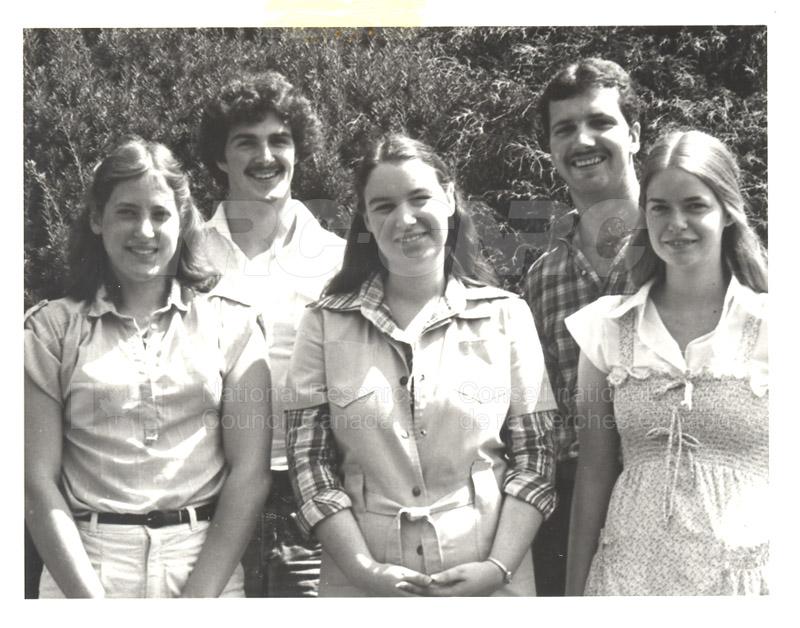 Summer Students 1980 002