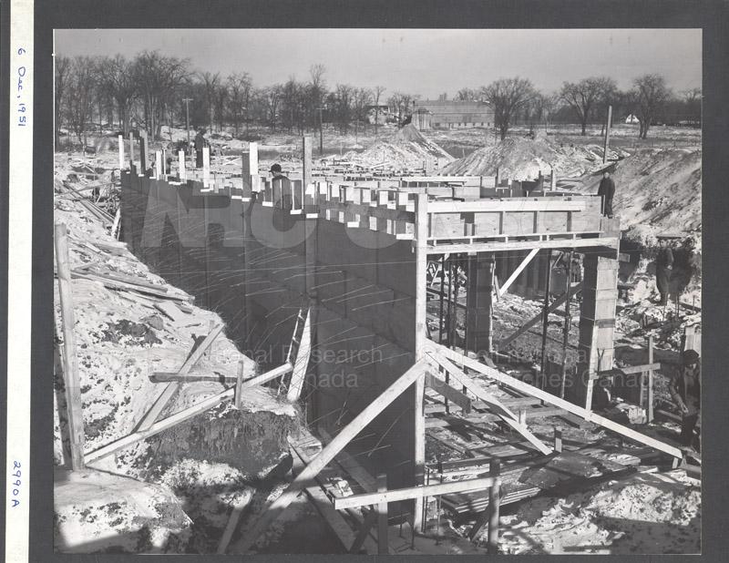 Construction of M-50 Dec. 6 1951 #2990 001