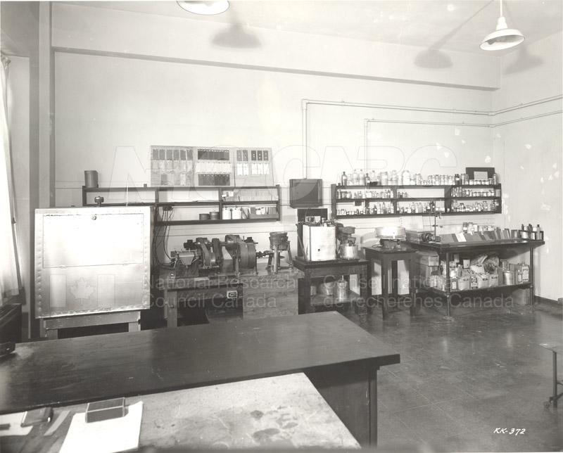 Division of Chemistry- Paint Lab KK-372