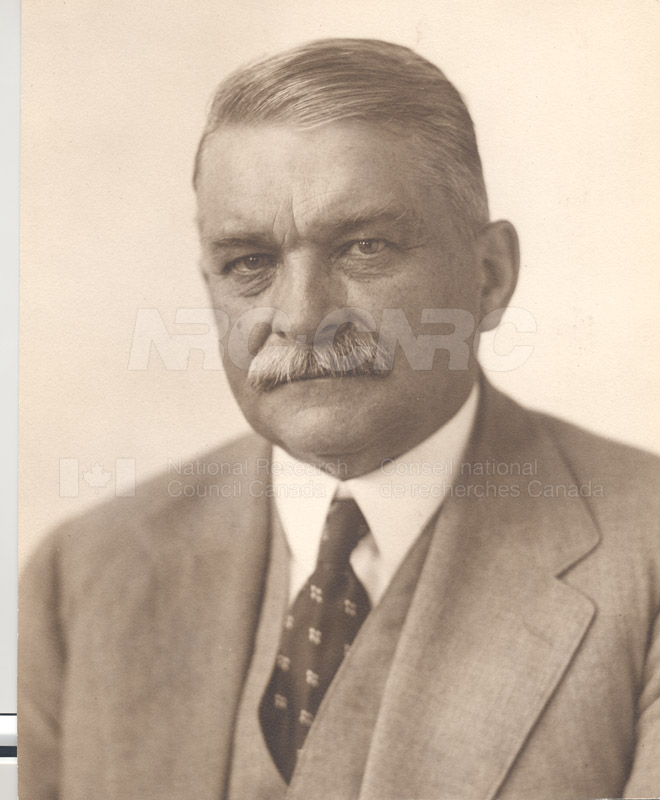 Portraits - American Nat'l Bureau of Standards Directors 1935 002