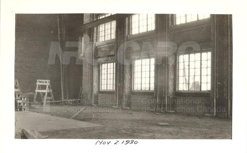 Sussex St. and John St. Labs- Album 1-Main Building Nov. 2 1930 025