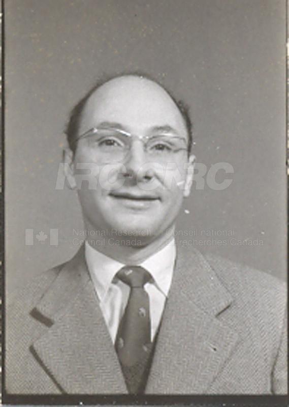 Post Doctorate Fellow- 1959 063
