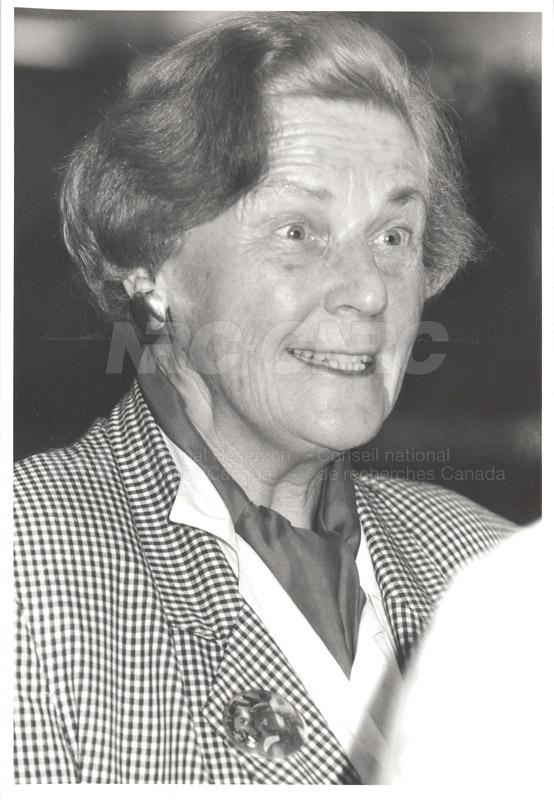 Margaret Gill Ceremony 1991 008