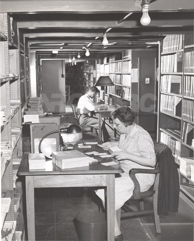 National Science Library- Technical Information Service (NRC Archives) 002