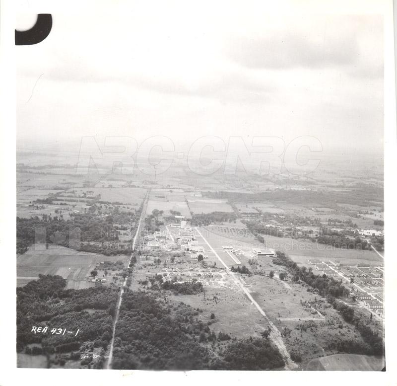 Montreal Road Aerial View n.d.