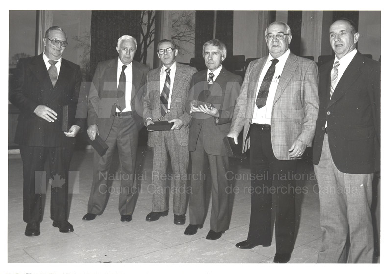 25 Year Service Plaques Presentations 1980 032