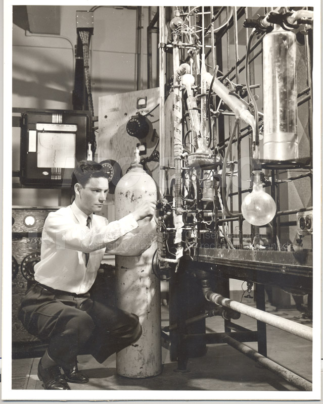 Clorination of Silica- Norman Meyers- Chemical Engineering May 1953