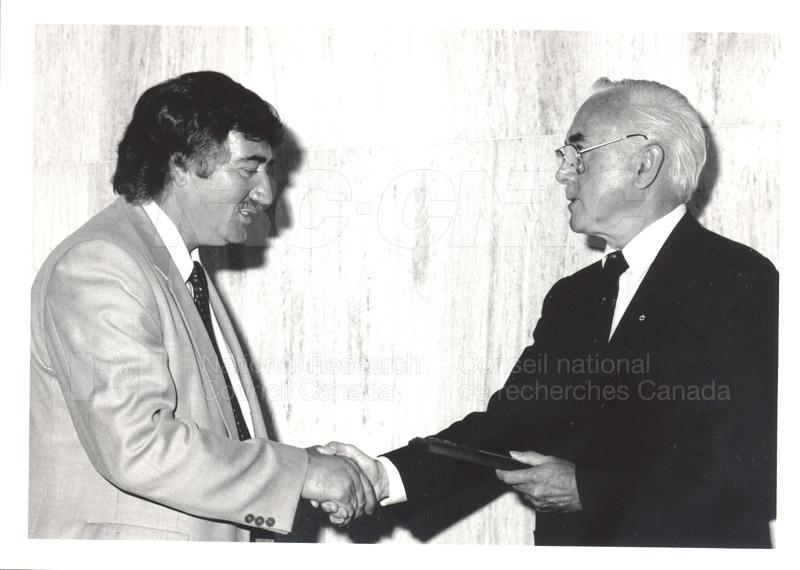 25 Year Service Presentations June 8, 1988 008