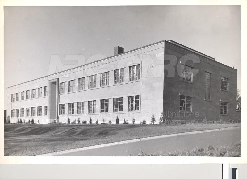 The Building- Exterior Views 1950-1968 003