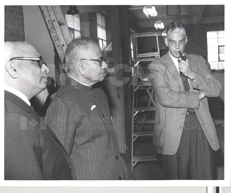Visit of Mr. Krishnamachari, India 1963 002