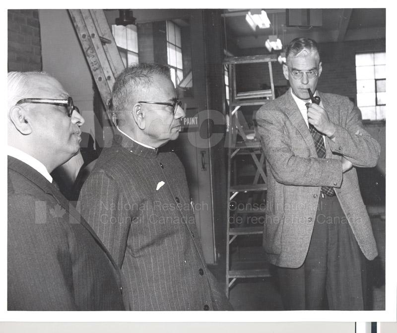 Visit of Mr. Krishnamachari, India 1963 002