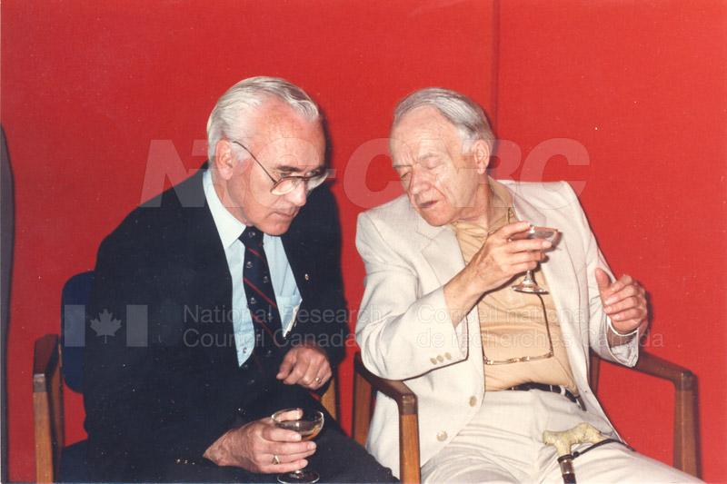 Alf Tickner Retirement May 1986 001