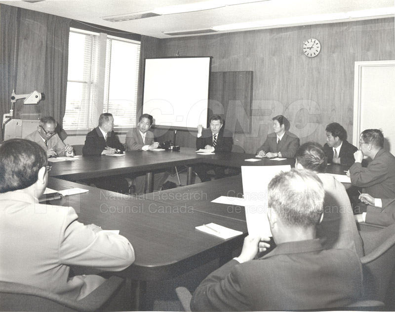 Visit to Canada of a Delegation from the Chinese Academy of Sciences April 28-May 11 1983 003