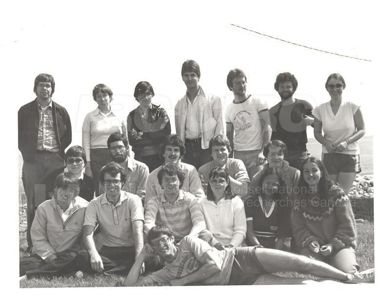 Summer Students 1981 005