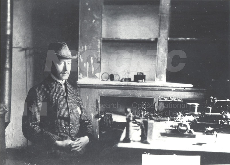 Marconi First Transatlantic Communication 1901 001