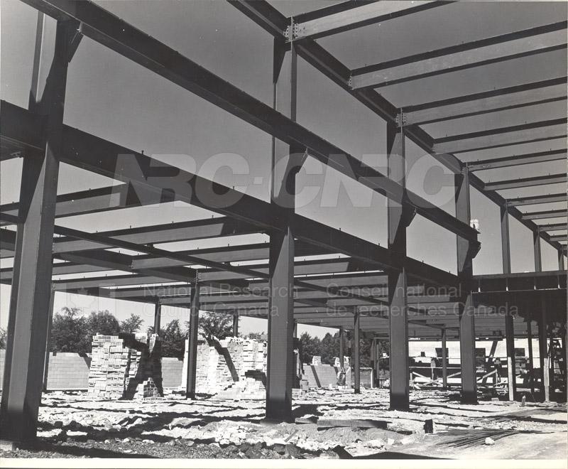 Construction of M-50 Summer 1952 #3205 005