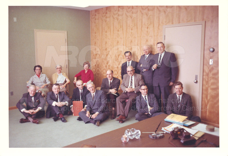 First Meeting in M-58 1965