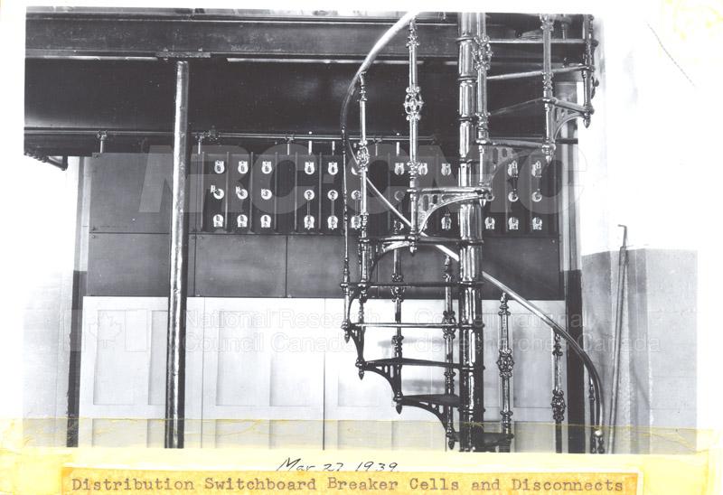 Rideau Falls Power Plant March 27 1939 001