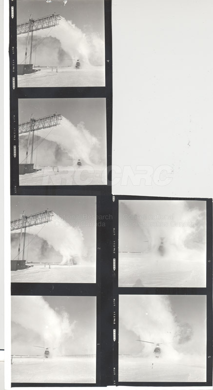 Helicopter De-icing 1966