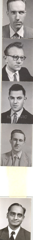 Post Doctorate Fellows 1955 005