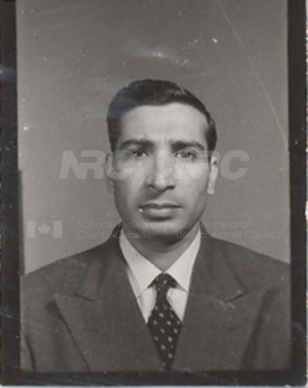 Post Doctorate Fellow- 1959 105
