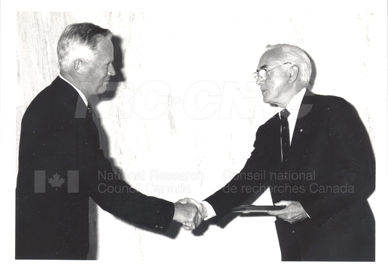 25 Year Service Presentations June 8, 1988 017
