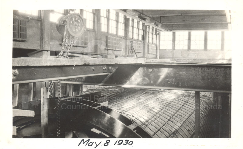 Sussex St. and John St. Labs- Album 2-Wind Tunnel May 8 1930 004
