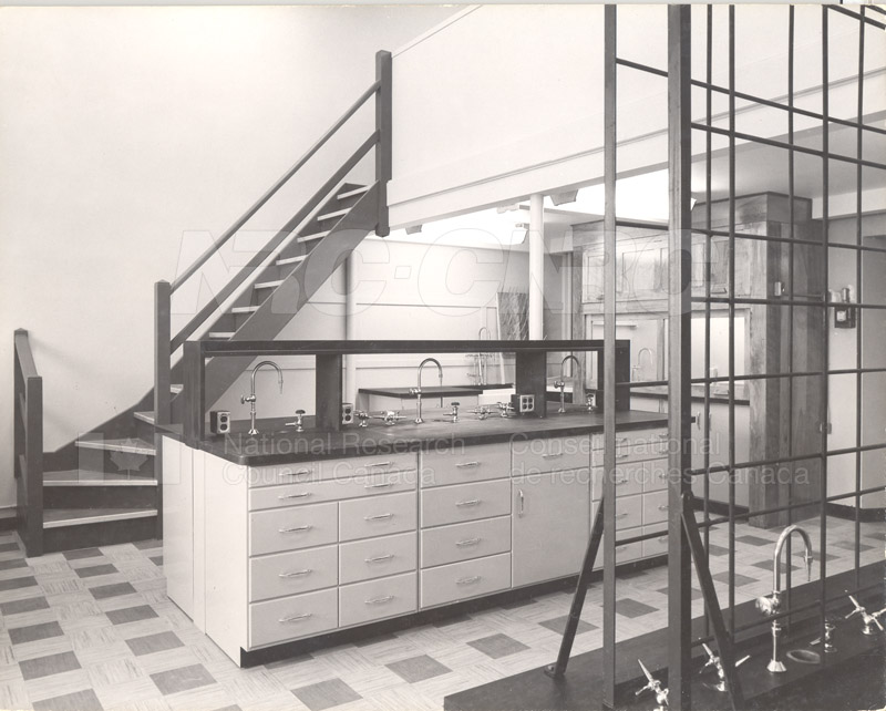 Lab Room 3143- Sussex Bldg. Completely Refitted 1954 002