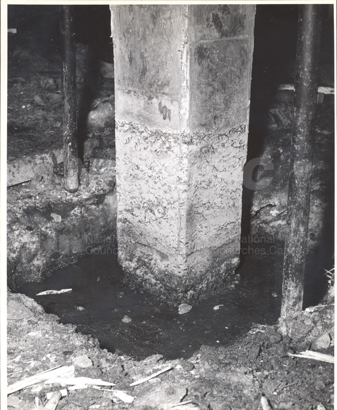 Construction of M-50 Feb. 8 1952 #3029 010