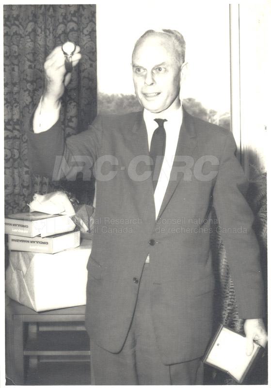 Retirement of Dr. Ballard 1967 002