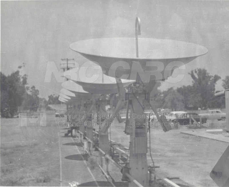Radio Astronomy- Stanford Cross Antenna c.1965 001