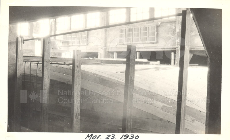 Sussex St. and John St. Labs- Album 2-Wind Tunnel March 25 1930 002