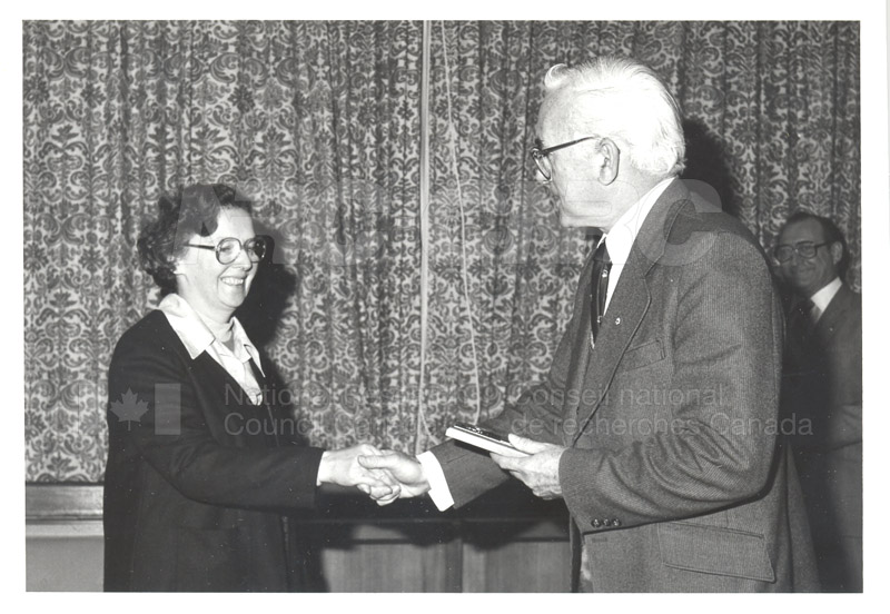 25 Year Service Plaques Presentations 1981 002