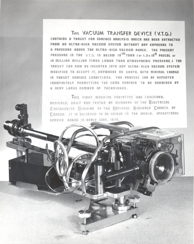 Vacuum Transfer Device 001