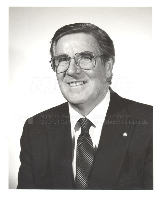 Retirement Parties V. Renaud, F. Greenwell, F. Simpson 1984 005