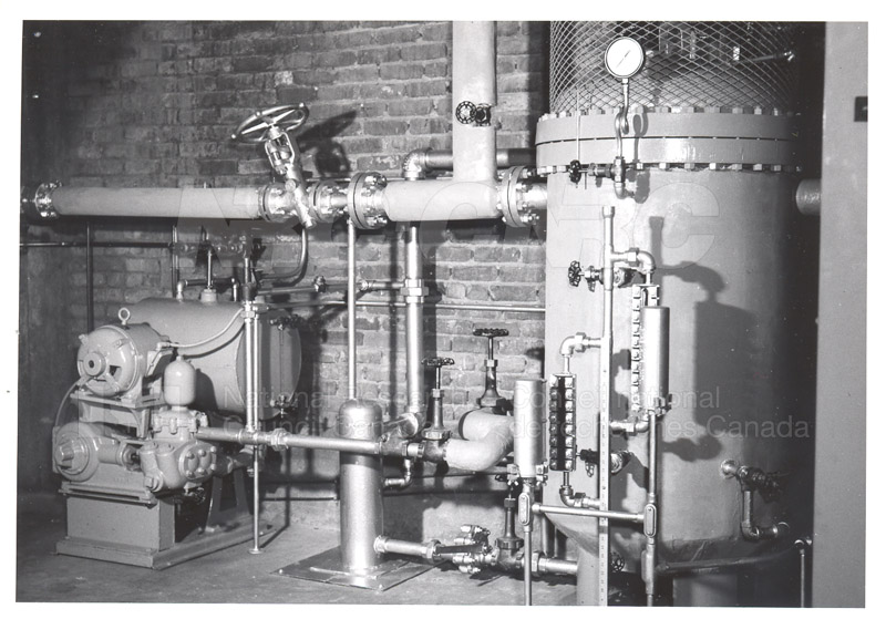 Rideau Falls Power Plant 1959 003