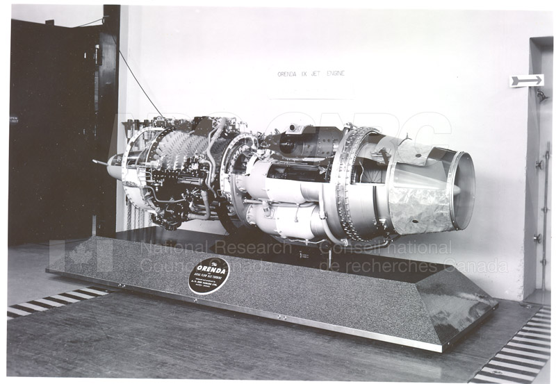 NRC Open House- Montreal Road 1954 020