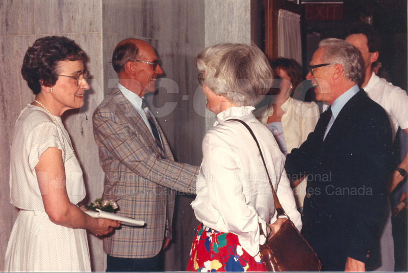 Alf Tickner Retirement May 1986 015